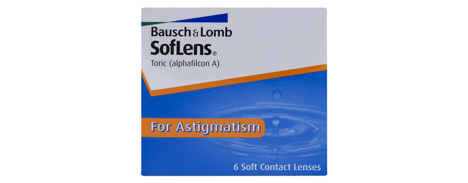SofLens Toric 66 contact lenses