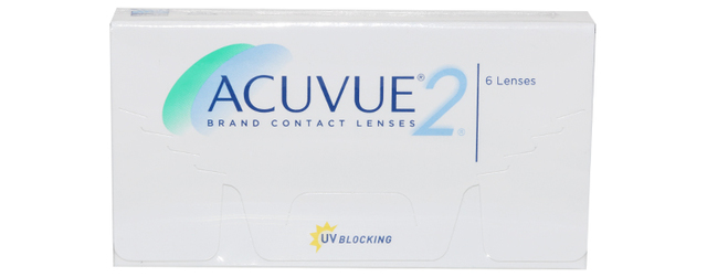 Acuvue 2 font