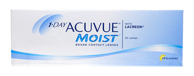 Acuvue 1day moist font