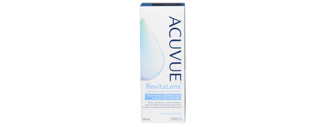 Acuvue   revitalans